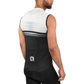 Alé Cycling Graphics PRR Slide Mouwloos Fietsshirt Heren, black-white
